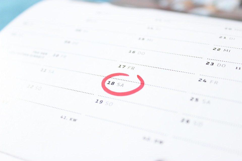 jours fériés mai 2017